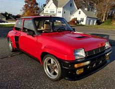1985 renault r5 turbo 2 for sale on bat auctions sold