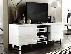 Tv Schrank Weiß - lowboard perth 167x63x42cm hochglanz wei 223 tv board tv