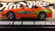 Greenlight Fast And Furious Brian S Toyota Supra 1 43