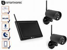 wlan überwachungskamera set wlan kamera set cs97sdvr smartwares setpoint de