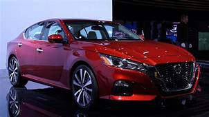 All New 2019 Nissan Altima Features Tech Safety Equipment