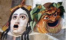 greek masks masks sex laughter and tears the exciting evolution of ancient greek theater ancient origins