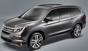 2020 Honda Passport MPG Review For Sale Release Date