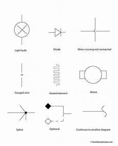 electrical symbol diagram