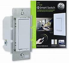 z wave ge z wave plus wireless smart lighting in wall on