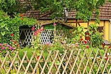bauerngarten anlegen plan garden cottage fence stock 183 free photo on pixabay
