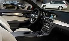 Mercedes C Klasse Facelift Im M 228 Rz 2011 Autozeitung De