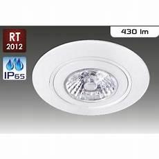 spot led rt2012 ip65 aric 6w 38 176 blanc neutre 220v 50271