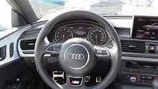 Audi A7 Innenraum - audi a7 sportback 2017 interior review test drive
