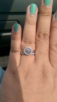 beautiful how to wear wedding band and engagement ring together matvuk com