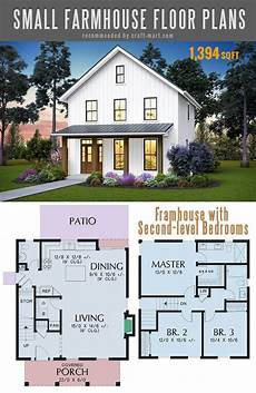 14 best simple 2 story small farmhouse plans for building a home of your dreams