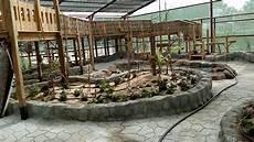 Air Terjun Minimalis Dan Taman Burung