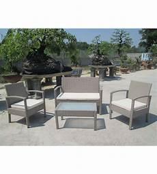 divanetti in vimini da esterno set da giardino con 2 sedie 1 divano e 1 tavolino con