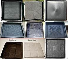 pflastersteine selber gießen schalungsformen giessformen betonformen zum steine