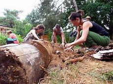 faire une butte permaculture culture sur butte autonomia