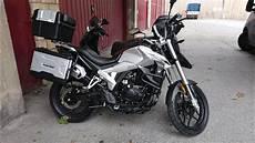 moto trail 125 mirad lo que he visto moto de 125 trail muy guapa con