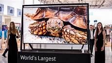 ifa 2013 samsung zeigt den teuersten tv der welt