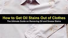 Fettflecken Aus Kleidung Entfernen - how to get stains out of clothes