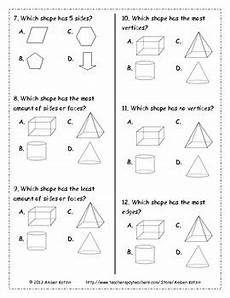 geometry worksheets 2nd grade common core 2nd grade geometry common core worksheets by kotzin tpt
