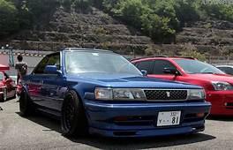 Toyota Chaser X80 Japoński Sportowy Sedan Tylnonapędowy