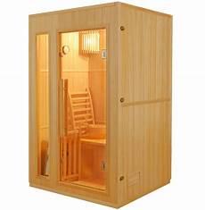 cabine de sauna sauna finlandese 2 posti con stufa harvia mod ten 120 x 110 cm
