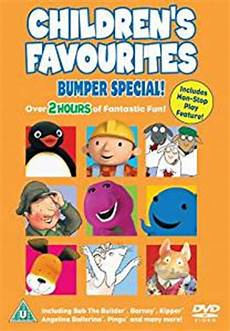 children s favourites bumper special 2003 dvd co uk dvd blu