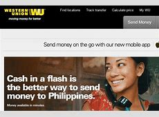 western union fee calculator