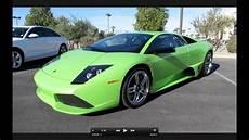 2008 Lamborghini Murci 233 Lago Lp640 Start Up Exhaust And