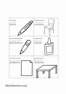 worksheets classroom objects 18220 classroom objects school objects worksheets printable worksheets and kindergarten