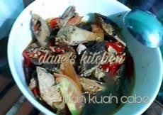 Resep Nasi Kuning Ambon The Series Ikan Kuah Cabe Oleh