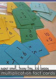 math facts flash cards printable 10765 mastering multiplication tables with mini flash cards preschool math multiplication