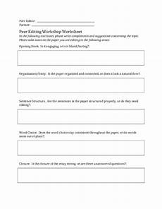52 peer editing worksheet 1000 images about peer review pinterest peer review artgumbo org