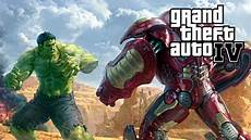 Ironman Malvorlagen Ragnarok Duelo Iron Hulkbuster Vs Gta Mods