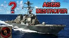 A I Destroyer ddg 51 arleigh burke class destroyer aegis overview