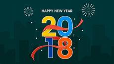 New Year 2018 Wallpapers