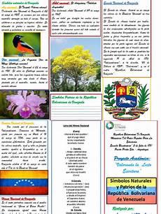 simbolos naturales nacionales tr 237 ptico de s 237 mbolos patrios y naturales de venezuela s 237 mbolos nacionales venezuela prueba