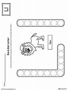 printable worksheets for letter l 24565 letter f do a dot worksheet alphabet worksheets do a dot alphabet worksheets preschool letters