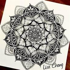 Mandala Blumen - what does mandala flower meggiehome