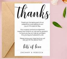 thank you place cards template 9 thank you templates free premium templates