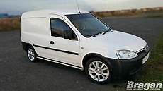 to fit 2001 2011 opel vauxhall combo c side bars
