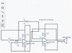 circuit diagram web app upverter a web app to create electronic circuit diagrams schematics tech electronics