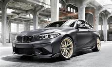 bmw brings the carbon fiber with m2 m performance parts concept