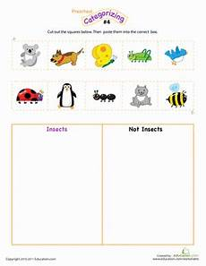 free worksheets sorting and classifying 7741 pin p 229 animals