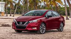 2020 nissan versa still america s least expensive new car