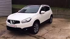 Nissan Qashqai Tekna White 2012
