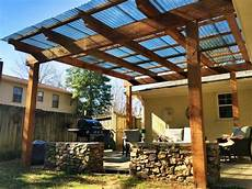 cedar pergola polycarbonate roof panels pergola party in 2019 pergola patio gazebo