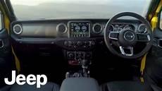 2019 jeep interior 2019 jeep wrangler rubicon 4 door interior uk spec