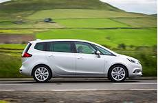 Vauxhall Zafira Tourer Mpv Road Test