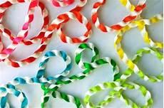 splendid twisted felt garland necklace or bracelet taffy twist felt garland felt felt garland garland
