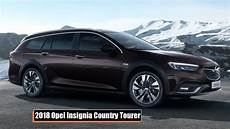 2018 Opel Insignia Country Tourer Exclusive Driving